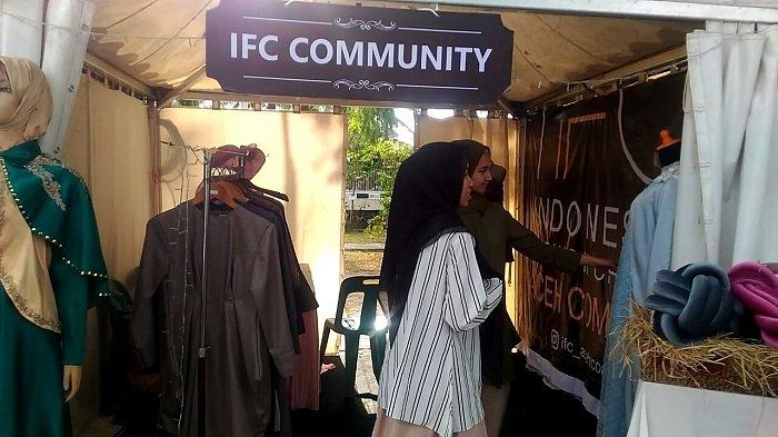 Nilai Transaksi di Islamic Fashion Festival Capai Rp 74 Juta Lebih