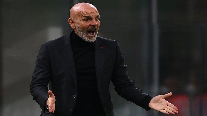 Jadwal Liga Europa Dini Hari Nanti, Pioli: Tarung AC Milan vs Man United Bukan Final Kepagian