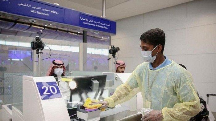 Kasus Virus Corona Arab Saudi, 552 Kasus Baru dan 30 Kematian