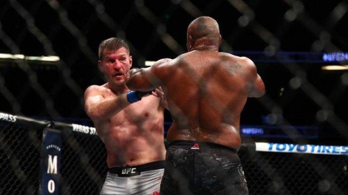Juara Kelas Berat UFC Ingin Duel Lawan Jawara Tinju Dunia Usai Kalahkan Ngannou
