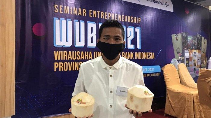Produk Alumni Universitas BBG Terpilih Sebagai Wirausaha Unggulan Bank Indonesia Aceh 2021