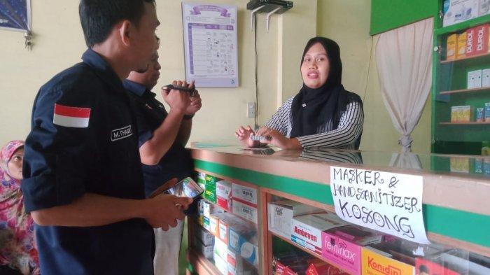 Dampak Virus Corona, Stok Masker Kosong di Aceh Selatan