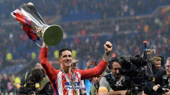 Setelah 18 Tahun Berkarier, Fernando Torres Umumkan Gantung Sepatu dari Sepak Bola