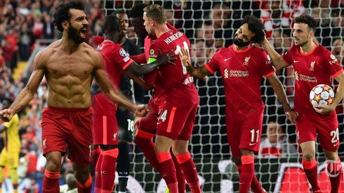 Top Skor Liga Inggris, Sadio Mane Bikin Rekor, Mohamed Salah dan Bruno Fernandes Rajai Gol