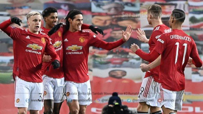 Live Streaming Manchester United Vs AC Milan, Rashford dan Ibrahimovic Absen