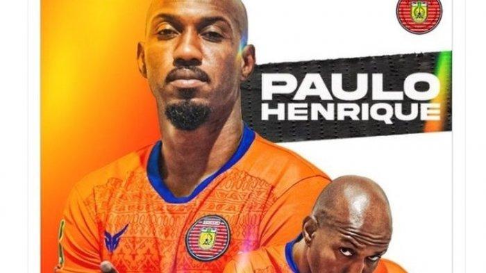Klasemen dan Top Skor BRI Liga 1 2021, Persiraja Banda Aceh Peringkat Tujuh, Paulo Henrique 3 Gol