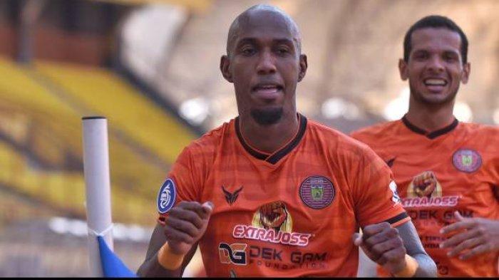 Paulo Henrique Top Skor Sementara BRI Liga 1, Persiraja Banda Aceh Masuk Zona Merah Klasemen