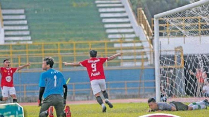 PON Aceh 1 vs 1 PSMS Medan, Buang Peluang Menang