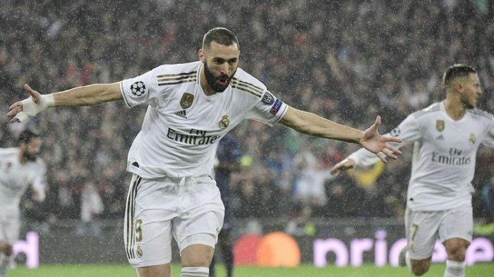 Hasil Lengkap Liga Champions, Real Madrid, PSG dan Manchester City Imbang, Juventus Menang