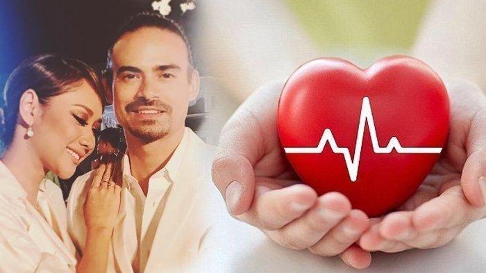 Jalani Program Pembentukan Otot, Jantung Ashraf Sinclair Dipaksa Bekerja Lebih Kuat