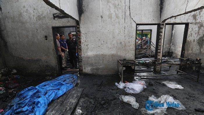 Tewaskan 30 Orang, Polisi Tetapkan Pemilik Pabrik Korek Ilegal yang Terbakar Sebagai Tersangka