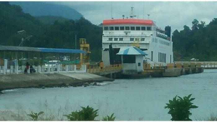 Jelang Idul Fitri, Jumlah Pemudik di Pelabuhan Penyeberangan Labuhanhaji Menurun Drastis