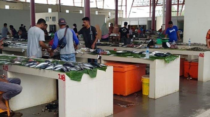 Beri Kenyamanan Pedagang & Pengunjung, Wali Kota Perintahkan Fasilitas Pasar Al Mahirah Terus Ditata