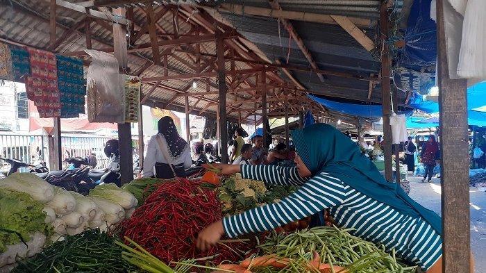 Jelang Idul Fitri, Harga Bahan Pokok di Aceh Selatan Masih Stabil
