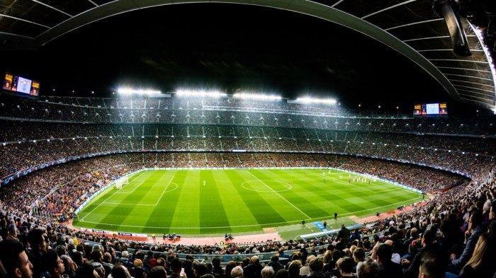 Barcelona Menjauh dari Camp Nou Setahun, Stadion Akan Direnovasi, Pinjam dari Bank