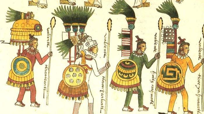 Pernah Hidup di Amerika Selatan, Suku Aztec Punah Jutaan Tahun Lalu Sebab Alasan Ini