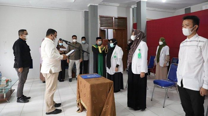 Dokter Mursyida SpS Dilantik Jadi Direktur RSUD Aceh Besar