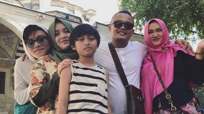 Meninggalnya Lina Zubaedah Mantan Istri Sule Mencurigakan, Tubuhnya Lebam, Rizky Febian Lapor Polisi