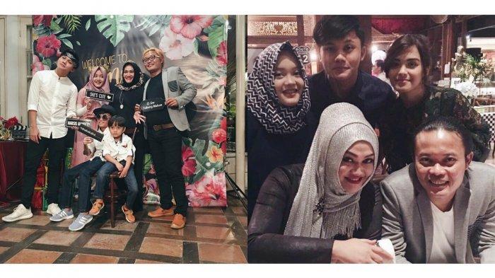 Sule Unggah Foto Bareng Anak dan Tulis Caption 'Sabar Ya Nak', Netizen Ramai Beri Dukungan
