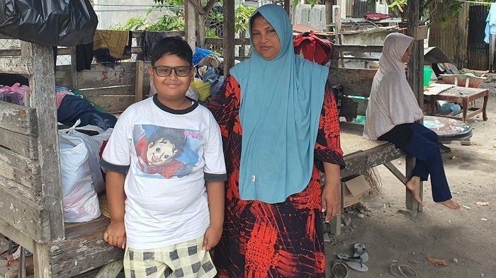 Viral di Medsos, Bocah 12 Tahun Beli Kain dari Uang Celengan, Lalu Sumbang ke Korban Kebakaran