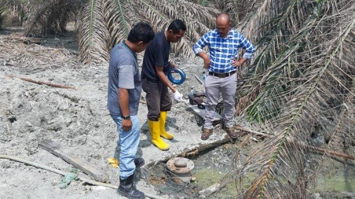 Hindari Keracunan Warga, Dinas ESDM Aceh Minta Medco Teliti Bersihkan Sumur Gas