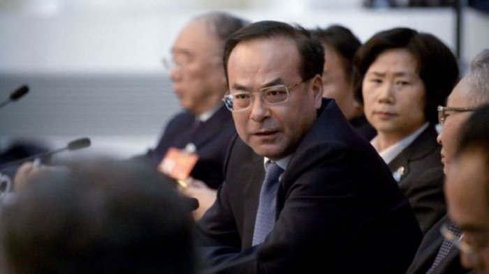Terbukti Korupsi Rp 375 Miliar, Mantan Pejabat di China Dipenjara Seumur Hidup