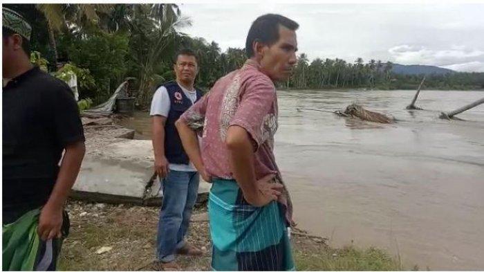 Komisi II Minta Penanganan Sungai Kluet Diprioritaskan