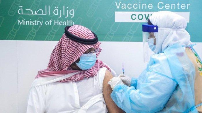 Arab Saudi Umumkan 356 Kasus Baru VIrus Corona