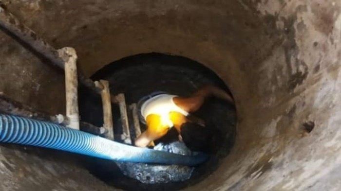 2 Bulan Tercium Bau Busuk, Ternyata Ada Mayat di Sumur Rumah Kosong