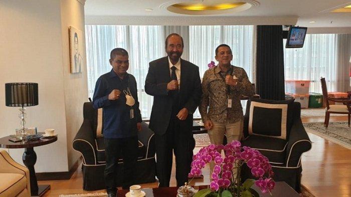 Isu Pergantian Ketua NasDem Aceh Mencuat, Toke Awi Disebut Bakal Gantikan Zaini Djalil