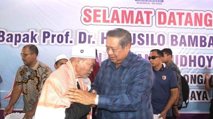 SBY Minta Semua Pihak Terus Jaga Damai Aceh