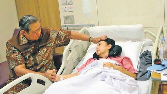 BREAKING NEWS: Ani Yudhoyono Meninggal Dunia