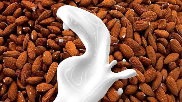 7 Manfaat Susu Almond, Minuman Paling Hits Saat Ini yang Turunkan Berat Badan Hingga Bebas Laktosa