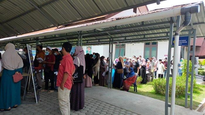 Penularan Covid di Aceh Masih Tinggi