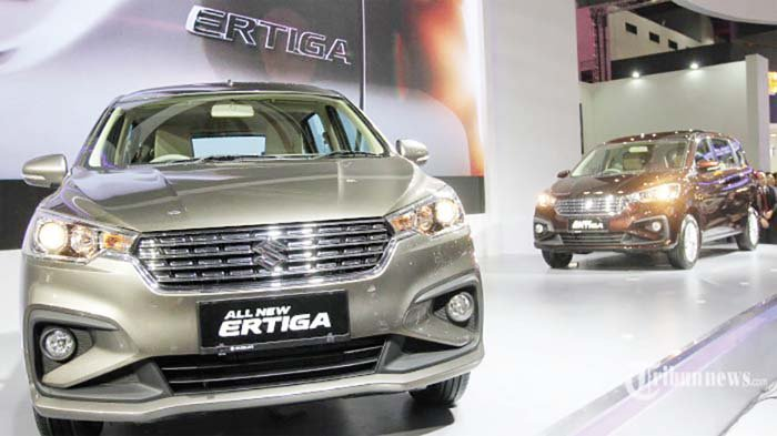Suzuki Ertiga Kejar Target Penjualan