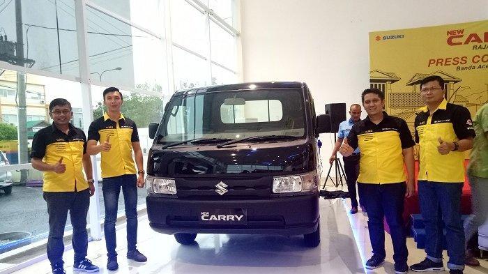 New Carry Pick Up Diluncurkan, Ini Harganya di Aceh
