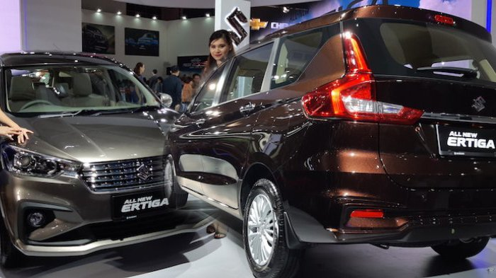Suzuki Buka Kran Pemesanan All New Ertiga, Tapi Masih Rahasiakan Harganya