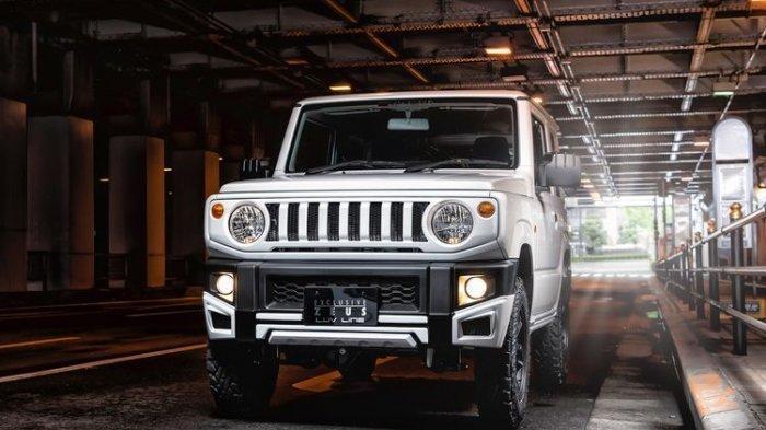 Rumah Modifikasi Mz Speed Ubah Suzuki Jimny Jadi Lebih Elegan dan Mewah