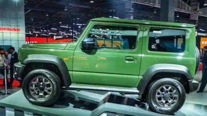 Suzuki Jimny Niaga Segera Masuk India, Seusai Diluncurkan di Eropa
