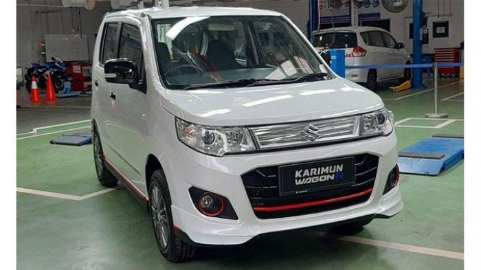 Pesanan Suzuki Karimun Wagon R Pada Awal Tahun Ini Turun Drastis