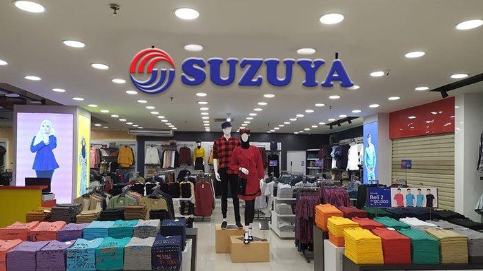Suzuya Swalayan Hadir Di Pasar Atjeh Baru Serambi Indonesia
