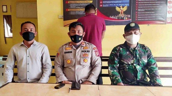 Polisi Ciduk Maling Genset Aset Gampong di Abdya