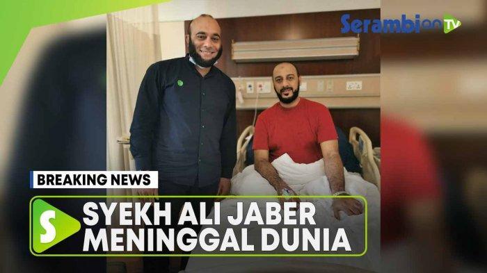 Soal Syekh Ali Jaber Pernah Sebut Ingin Dimakamkan di Lombok, Keluarga: Itu Bukan Wasiat