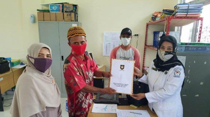 T Nasruddin Ketua DPD Partai Ummat Aceh Barat, Berkas Kepengurusan Diserahkan ke Kesbangpol
