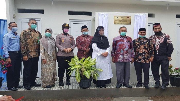 Korea Selatan Bantu Penyediaan Toilet untuk 11 Sekolah di Aceh Besar dan Banda Aceh