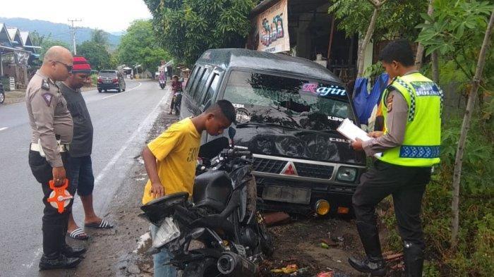 Seorang Balita Meninggal Ditabrak Mopen L300 di Batee Iliek Bireuen