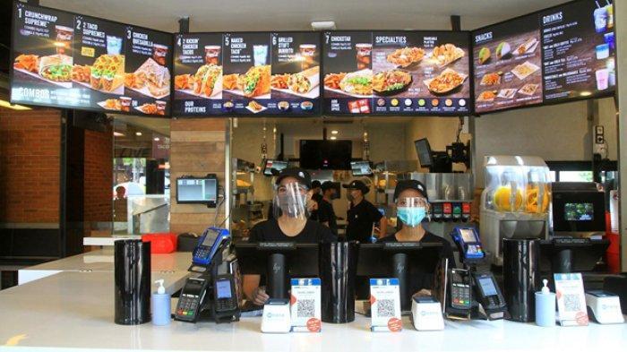 Summary: PT Fast Food Indonesia melakukan ekspansi bisnis ritel restoran cepat saji di Indonesia dengan membuka gerai pertama Taco Bell di Jakarta