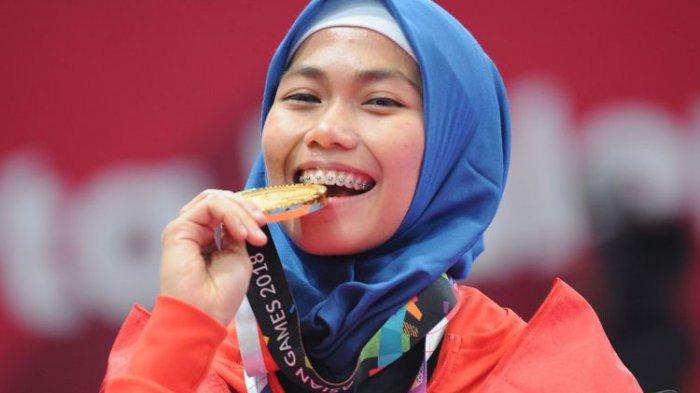 Perolehan Sementara Medali Asian Games 2018, Indonesia Masuk 3 Besar dengan 4 Medali Emas