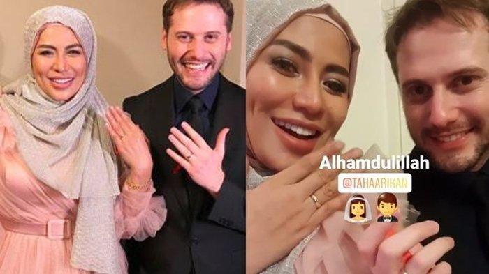 Cinta Penelope Menikah Ke-6 Kali, Suaminya Bule Turki Taha Gökhan, Aktor yang Mirip Pangeran Harry