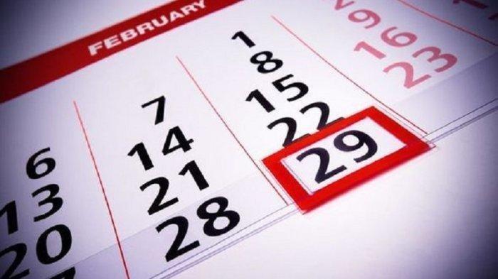 Leap Year Hanya Ada 4 Tahun Sekali, Simak 7 Fakta dan Sejarah Tahun Kabisat